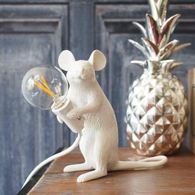 Настольные лампы Seletti Mouse Lamp – символ Нового Года!