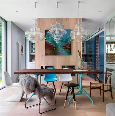 Дизайнерские светильники Neverending Glory – театральная атмосфера дома