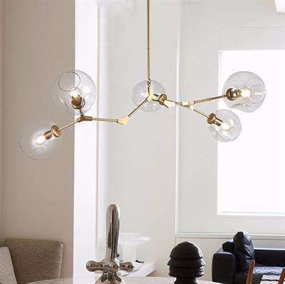 Светильники и люстры Branching Bubbles в стиле Lindsey Adelman