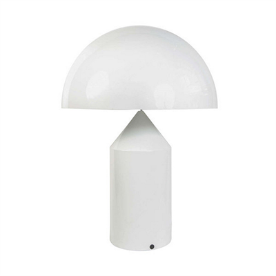 Настольная лампа Atollo White D50 by Oluce