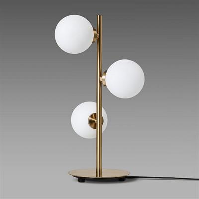 Настольная лампа Bubble Stik Gold