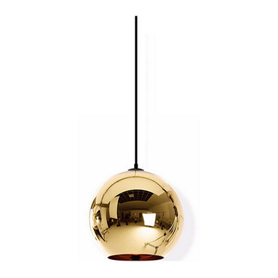 Copper Bronze Shade by Tom Dixon D25 светильник