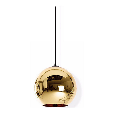 Copper Bronze Shade by Tom Dixon D30 светильник
