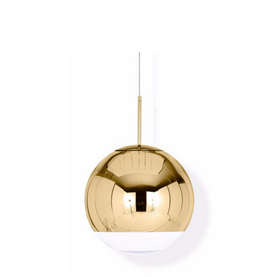 Светильник Mirror Ball Gold by Tom Dixon D30