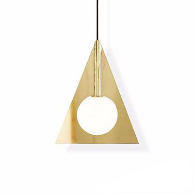 Светильник подвесной Plane Triangle by Tom Dixon