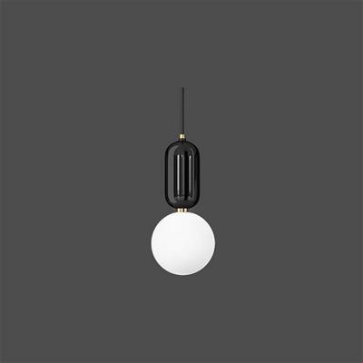 Светильник Parachilna Aballs D18  Jaime Hayon черный