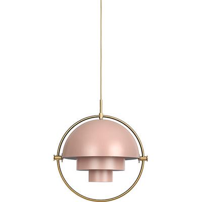 светильник Gubi Multi-lite Pendant Rose