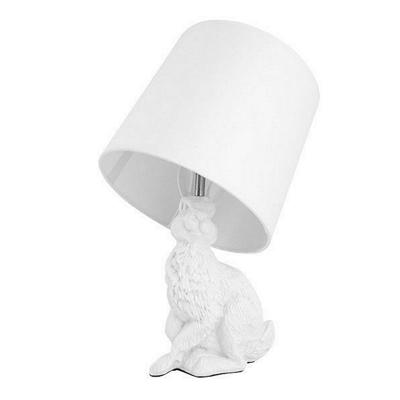 Лампа настольная Moooi Rabbit Front белая