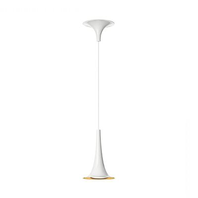 Светильник подвесной Nafir 1 White Gold