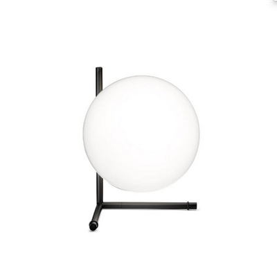 IC Lighting Flos Table 2 Black by Michael Anastassiades настольная лампа