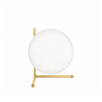 IC Lighting Flos Table 2 Gold by Michael Anastassiades настольная лампа