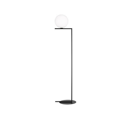 Торшер IC Lighting Flos Floor 1 Black by Michael Anastassiades