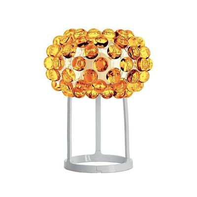 Лампа настольная Foscarini Caboche  D35 золотая