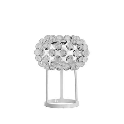 Лампа настольная Foscarini Caboche Clear D35 by Patricia Urquiola