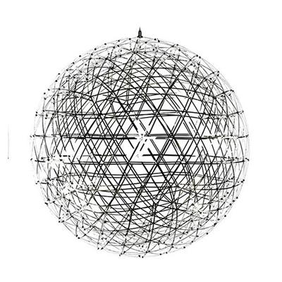 Люстра Moooi Raimond Sphere D163 хром