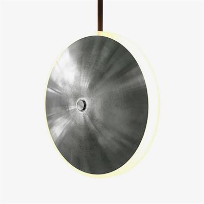 Светильник Chrona by Graypants D20 Chrome Vertical