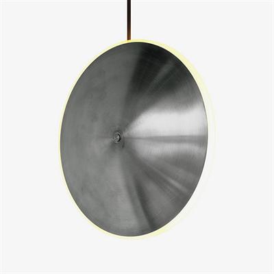 Светильник Chrona by Graypants D30 Chrome Vertical