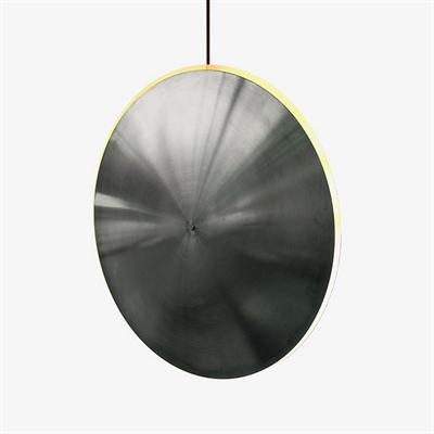 Светильник Chrona by Graypants D40 Chrome Vertical