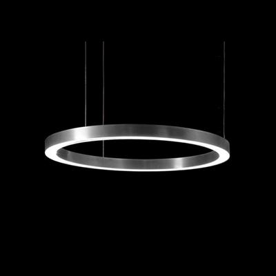 Henge Light Ring Horizontal D60 никель