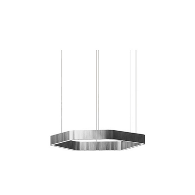 Henge Light Ring Horizontal Polygonal D40 никель