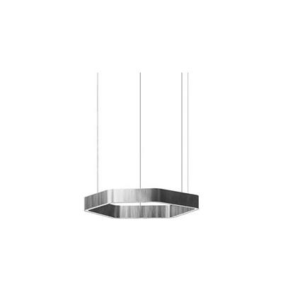 Henge Light Ring Horizontal Polygonal D30 никель