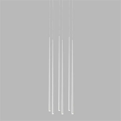 Vibia Slim 6 White Rectangle  Jordi Vilardell