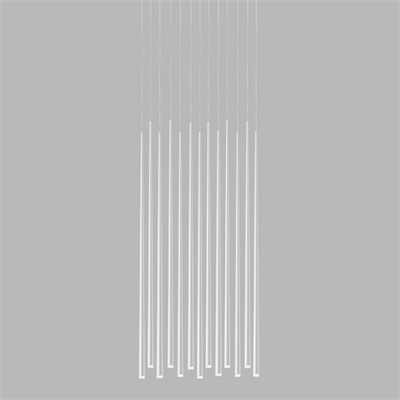 Vibia Slim 13 White Rectangle  Jordi Vilardell