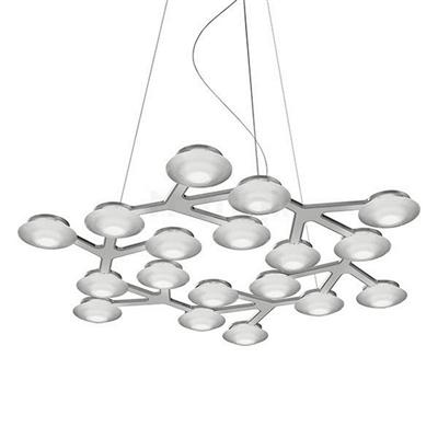 Artemide Led Net Circle D65 светильник подвесной LED*24