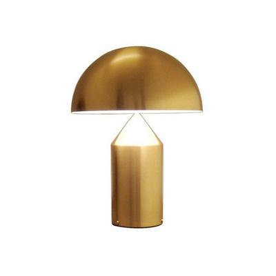 Настольная лампа Atollo Gold D38 by Oluce