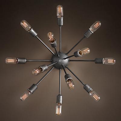 Светильник настенный Loft Sputnik Chandelier 50 12 - фото 22725