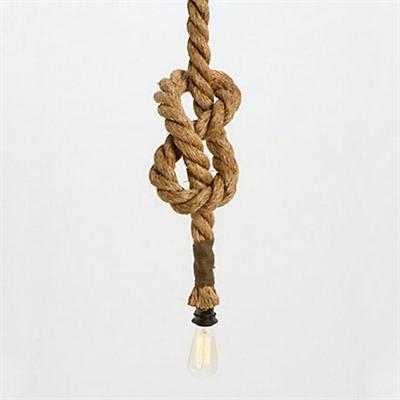 Светильник подвесной Loft Hemp Rope