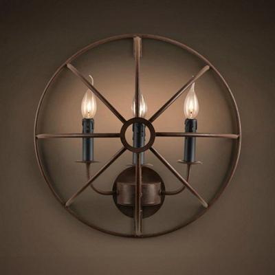 Светильник настенный Loft Orb Foucault's Wall Modest