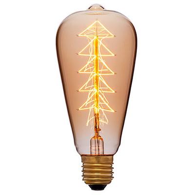Лампа ретро Loft Edison Bulb ST64 F9