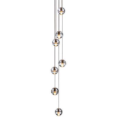 Люстра 14.7 Seven Pendant Chandelier - фото 24414