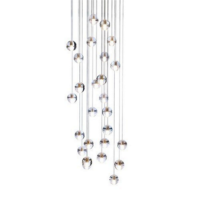 Люстра 14.26 Square Pendant Chandelier - фото 24522