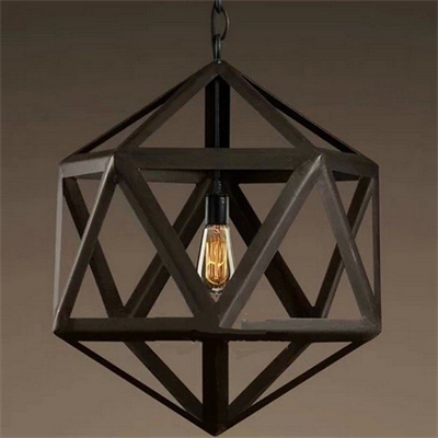 Люстра Loft Sleel Polyhedron Small - фото 26842