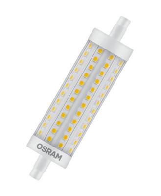 Лампа светодиодная  OSRAM LED P LINE 15W (125W) 2700K 2000lm 230V R7s L118x29mm - фото 27234
