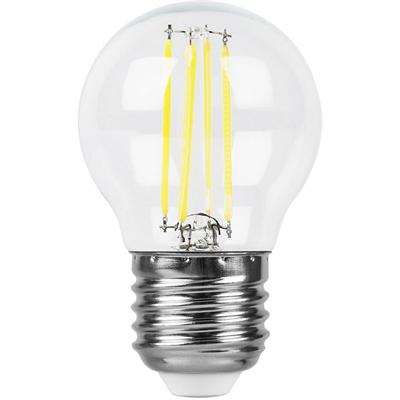 Лампа светодиодная Feron LB-511 Шарик E27 11W 4000K - фото 27269