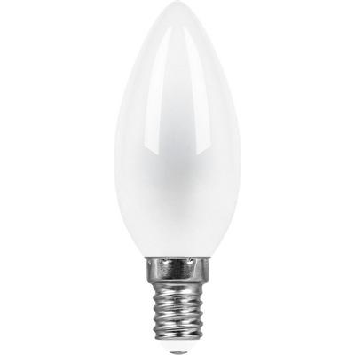 Лампа светодиодная Feron LB-713 Свеча E14 11W 2700K - фото 27283