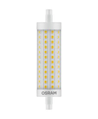 Лампа светодиодная OSRAM LED P LINE 17.5W (150W) 2700K 2452lm 230V R7s L118x29mm - фото 27342