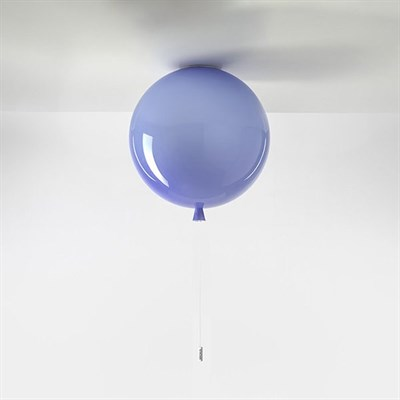 Светильник Memory Ceiling Blue D25 - фото 28495