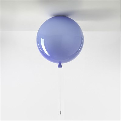 Светильник Memory Ceiling Blue D30 - фото 28519