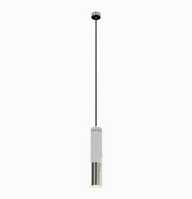 Светильник подвесной Ike Single Белый+Серебряный - фото 28761