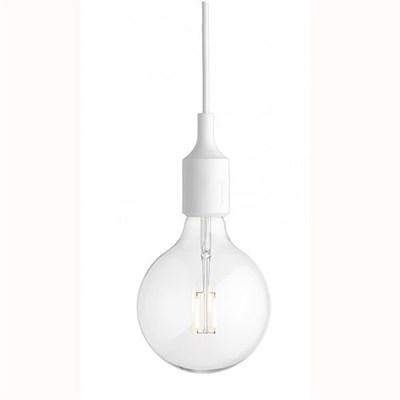 Светильник E27 Color Белый - фото 28796