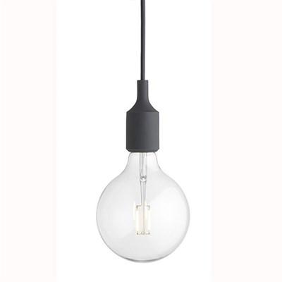Светильник E27 Color Серый - фото 28805