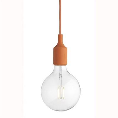 Светильник E27 Color Оранжевый - фото 28827