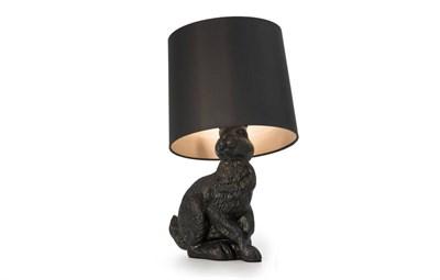 Лампа настольная Rabbit Черный - фото 28939