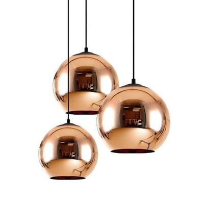 Люстра Copper Shade III D25/30/35 - фото 30145