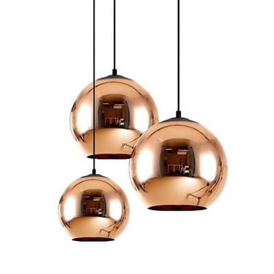 Люстра Copper Shade II D20/30/35 - фото 30155