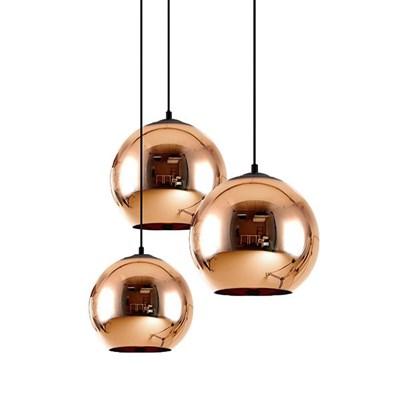 Люстра Copper Shade I D20/25/30 - фото 30165
